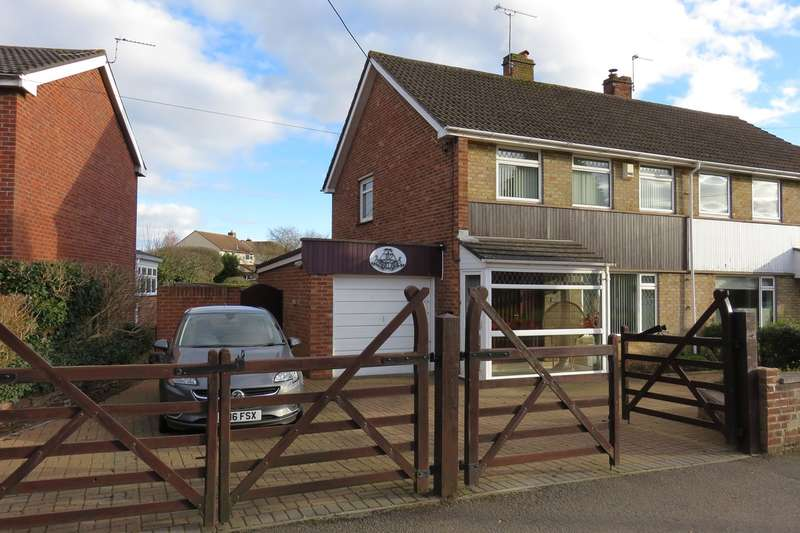 3 Bedrooms Semi Detached House for sale in Park Lane, Frampton Cotterell, BS36