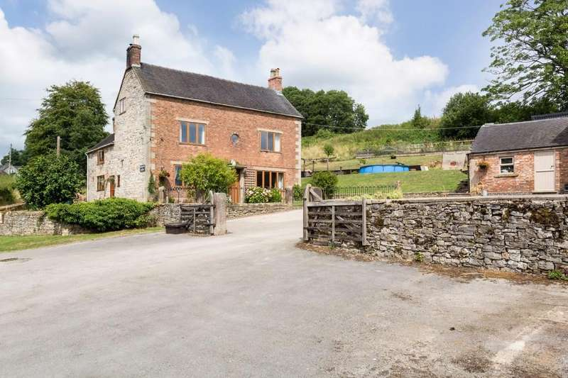 4 Bedrooms Farm House Character Property for sale in Foxholes Lane, Kniveton, Ashbourne