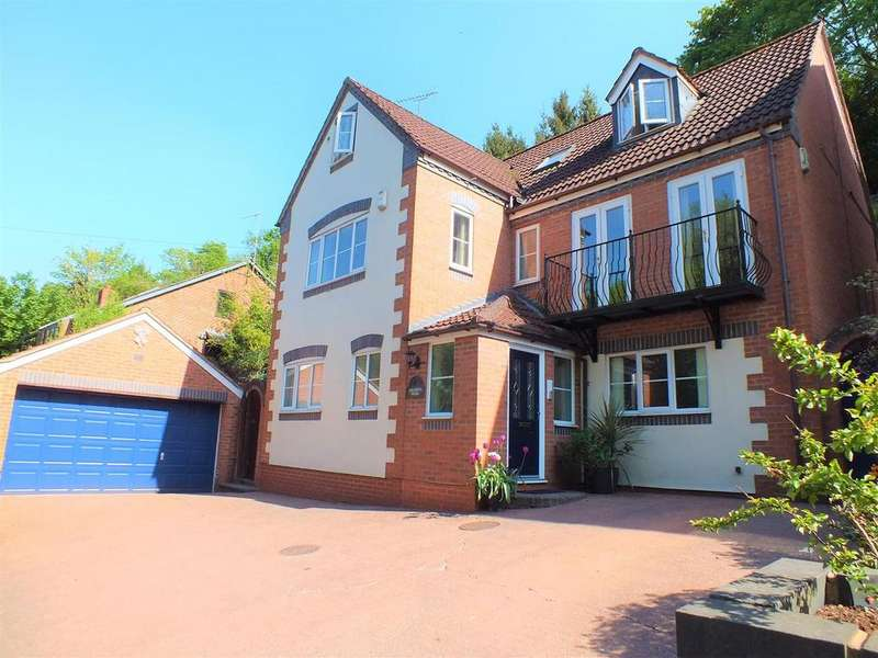 5 Bedrooms Detached House for sale in Winbrook, Bewdley