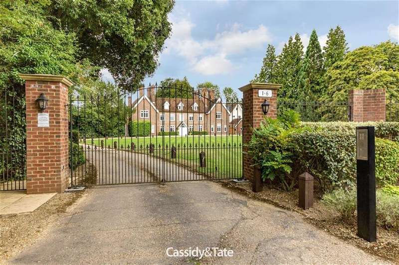 2 Bedrooms Apartment Flat for sale in Astwick Manor, Hatfield, Hertfordshire