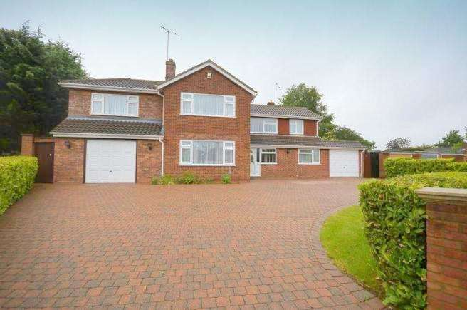 6 Bedrooms Detached House for sale in Ailsworth Road, Limbury Mead, Luton, Bedfordshire, LU3 2UG
