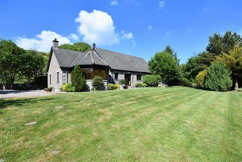4 Bedrooms Detached House for sale in Dufftown
