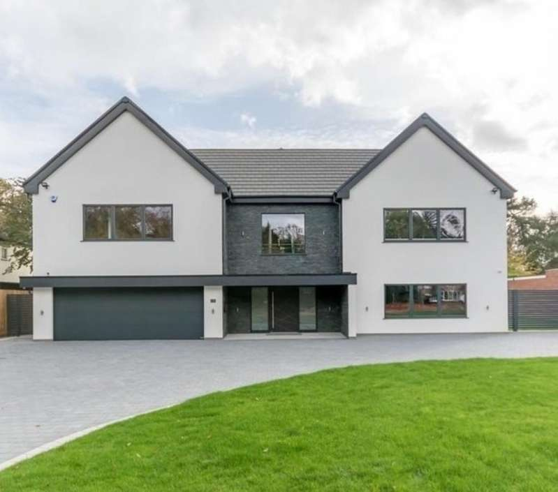 6 Bedrooms Detached House for sale in Lady Byron Lane, Solihull