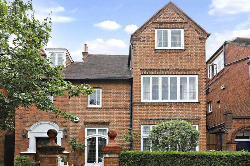 5 Bedrooms Detached House for sale in Queen Annes Grove, Chiswick, London, W4