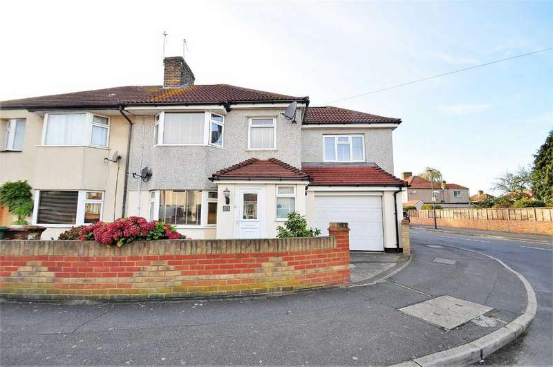 4 Bedrooms Semi Detached House for sale in Gipsy Road, Welling