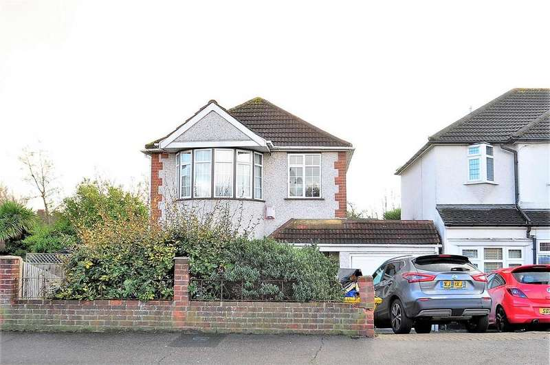 3 Bedrooms Detached House for sale in Parsonage Manorway, Upper Belvedere