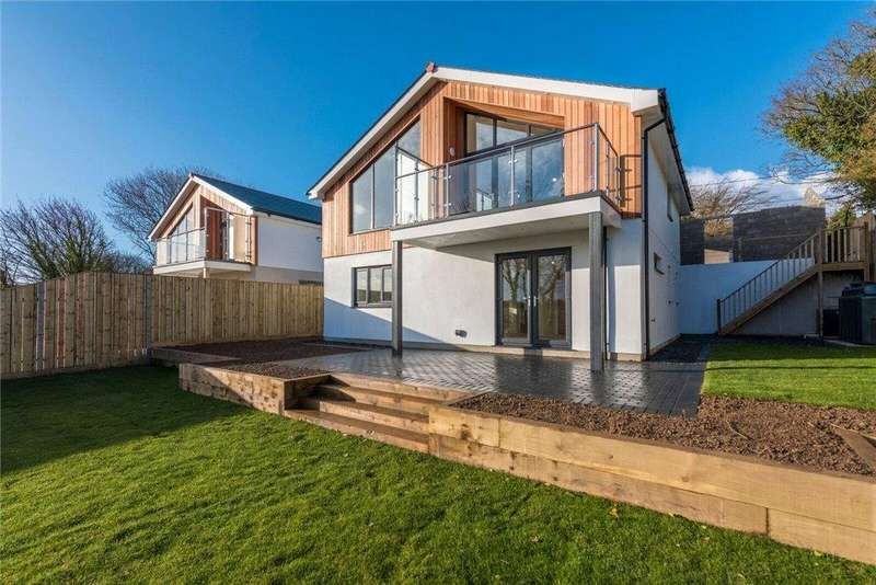 3 Bedrooms Detached House for sale in West Tolgus, Illogan, Cornwall