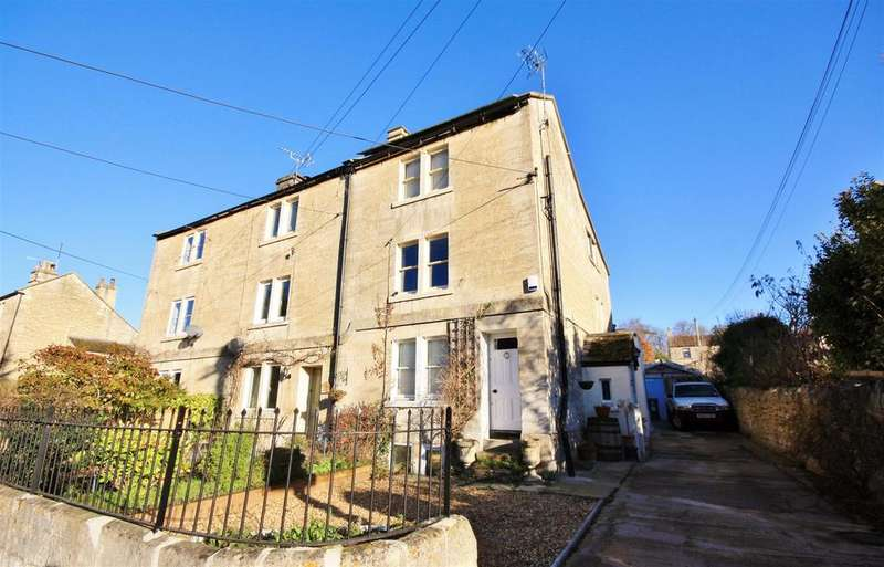 3 Bedrooms End Of Terrace House for sale in Trowbridge Road, Bradford-On-Avon