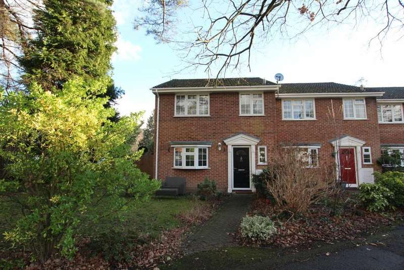 3 Bedrooms End Of Terrace House for sale in Finchampstead, Wokingham, RG40