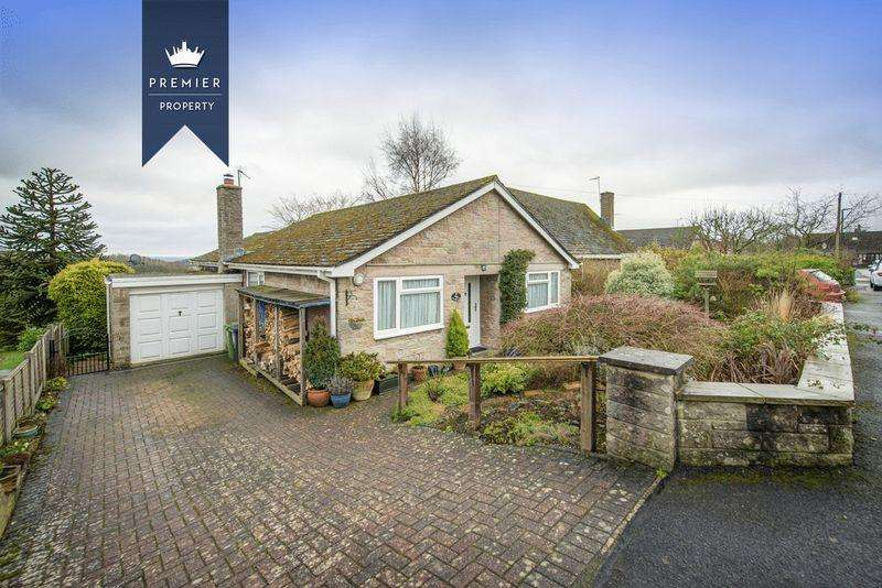 3 Bedrooms Detached Bungalow for sale in Culland View, Crich
