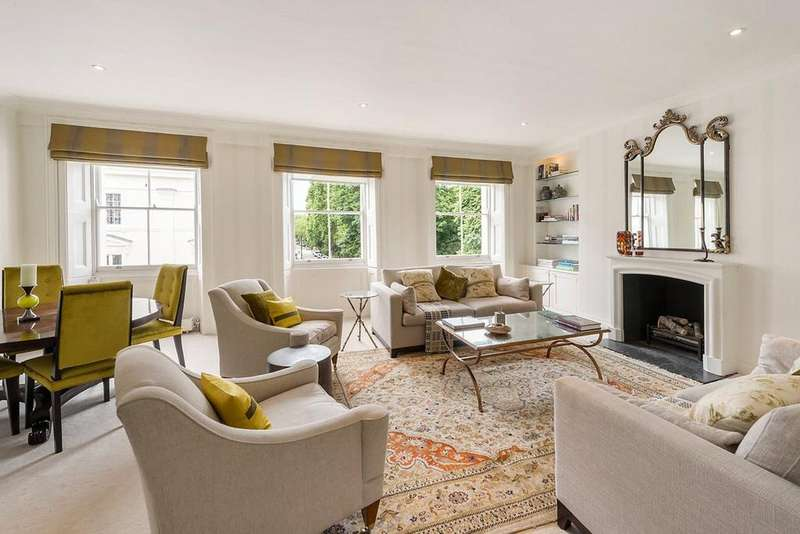 1 Bedroom Flat for sale in Eaton Square, London, SW1W