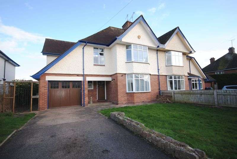 4 Bedrooms Property for sale in The Mede, Exeter