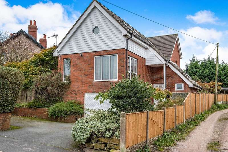 3 Bedrooms Detached House for sale in Arbour Lane, Standish, Wigan, WN6