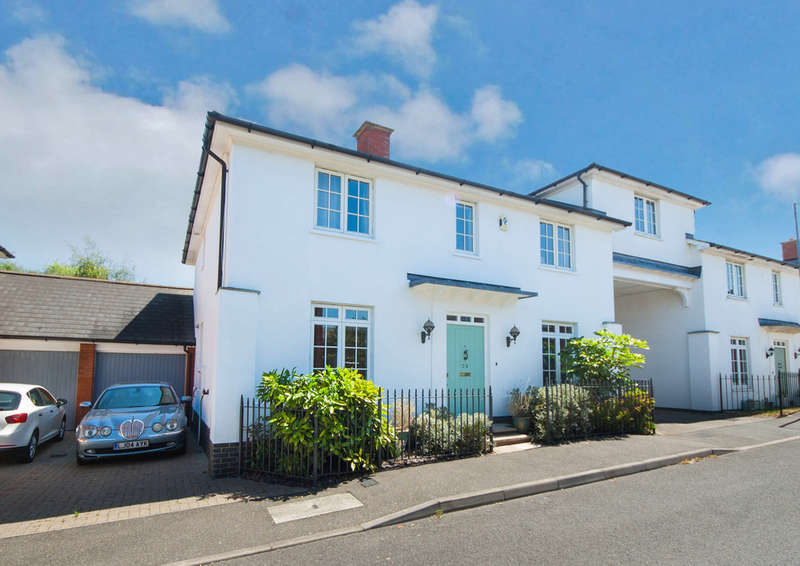 5 Bedrooms Link Detached House for sale in Elgar Drive, Maltings Development, Witham, CM8