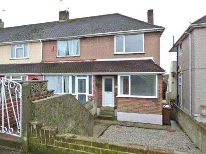 2 Bedrooms Terraced House for sale in St Budeaux, Plymouth, Devon