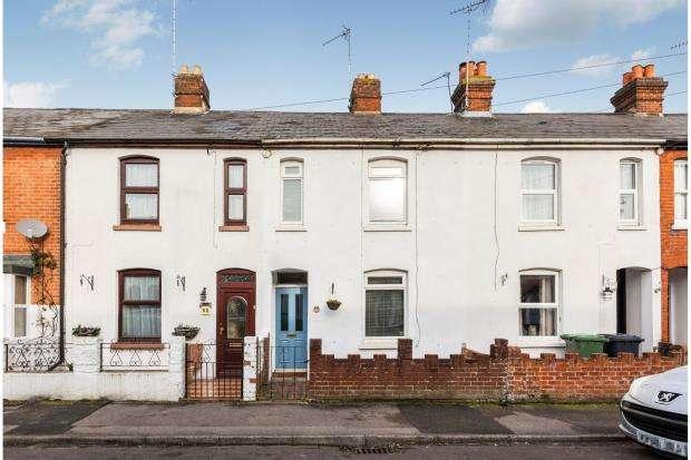 3 Bedrooms Terraced House for sale in Brookvale, Basingstoke, Hampshire