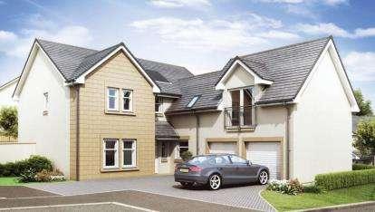 5 Bedrooms Detached House for sale in Calderpark, Uddingston, Glasgow, North Lanarkshire