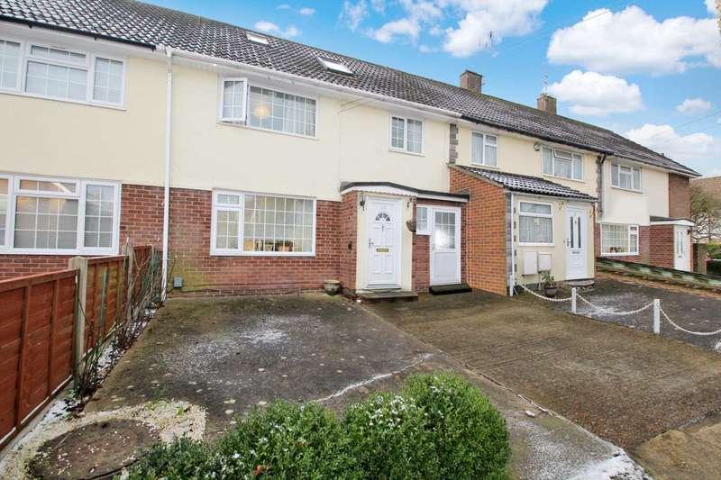 4 Bedrooms Terraced House for sale in Daggsdell Road, Hemel Hempstead