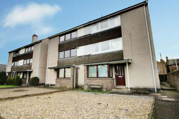 2 Bedrooms Apartment Flat for sale in Sunnyside Eastern, Forfar, Angus, DD8 1DZ