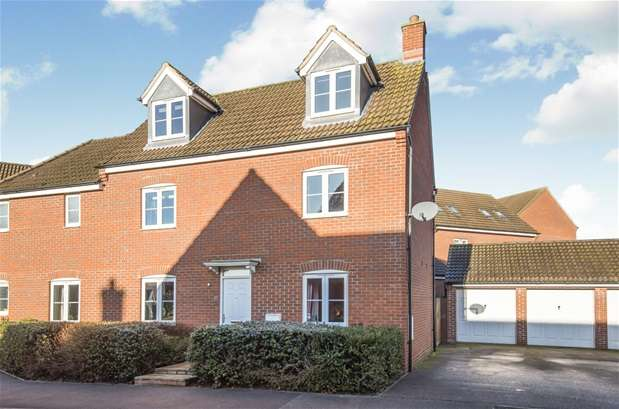 4 Bedrooms House for sale in Langlands Road, Bedford