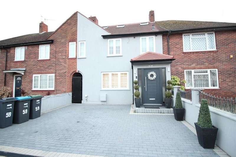 3 Bedrooms Terraced House for sale in Weir Hall Avenue, Edmonton, London, N18