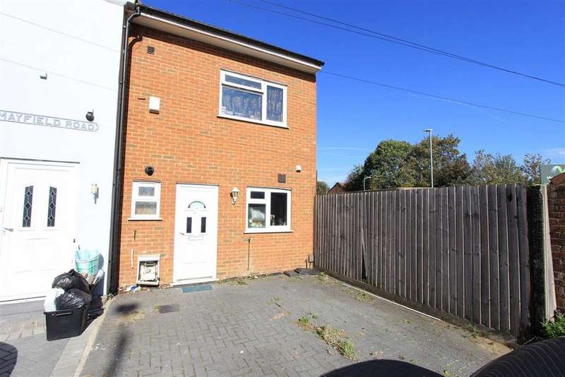 3 Bedrooms End Of Terrace House for sale in Mayfield Road, Dagenham, Essex, RM8