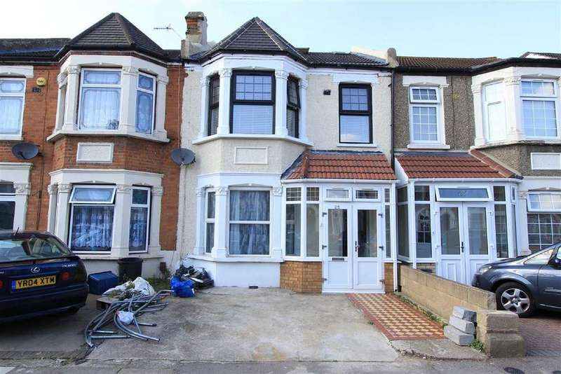 4 Bedrooms Terraced House for sale in Windsor Road, Ilford, Essex, IG1