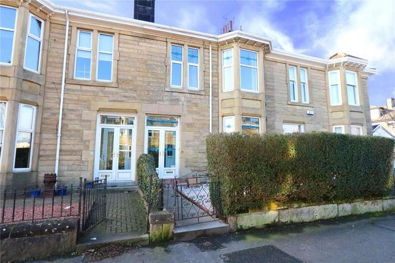 3 Bedrooms Terraced House for sale in Selborne Road, Jordanhill, Glasgow