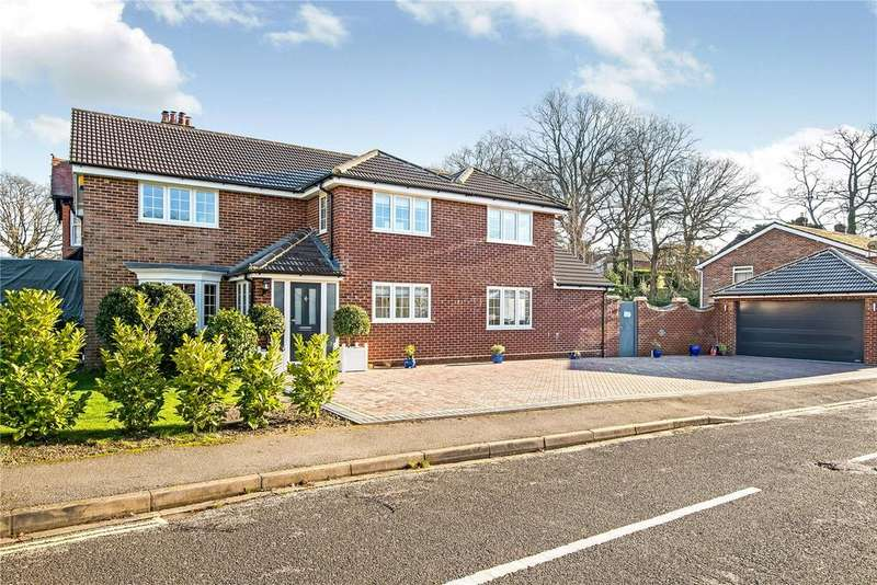 4 Bedrooms Detached House for sale in Neilson Close, Chandler's Ford, Hampshire, SO53