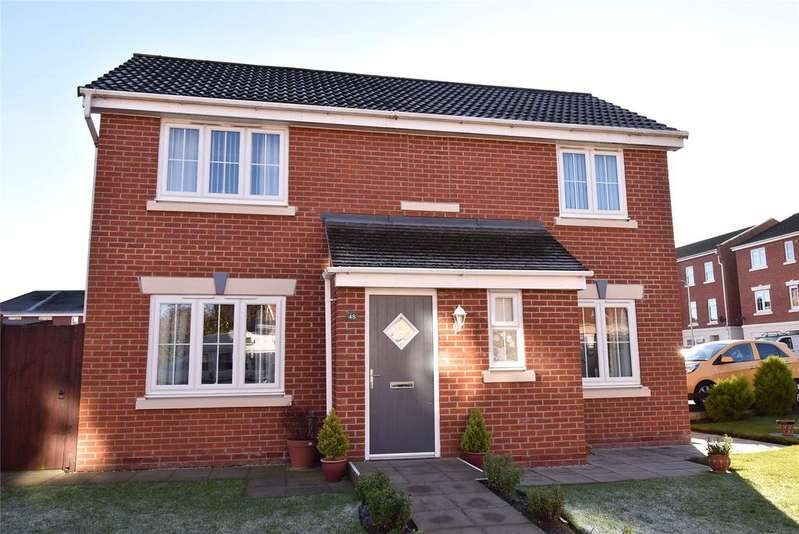 3 Bedrooms House for sale in 48 Lowry Gardens, Carlisle, Cumbria