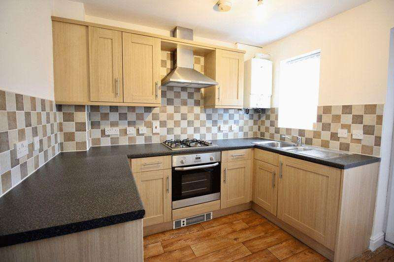 2 Bedrooms Terraced House for sale in Park Lane, Lincoln
