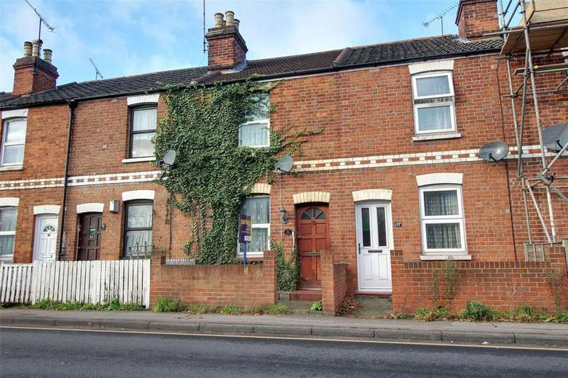 2 Bedrooms Terraced House for sale in Church Road, Earley, Reading, Berkshire, RG6
