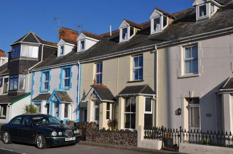 5 Bedrooms Terraced House for sale in Instow, Bideford