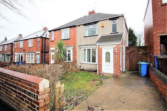 3 Bedrooms Semi Detached House for sale in Handsworth Avenue, Handsworth, Sheffield, S9 4BT