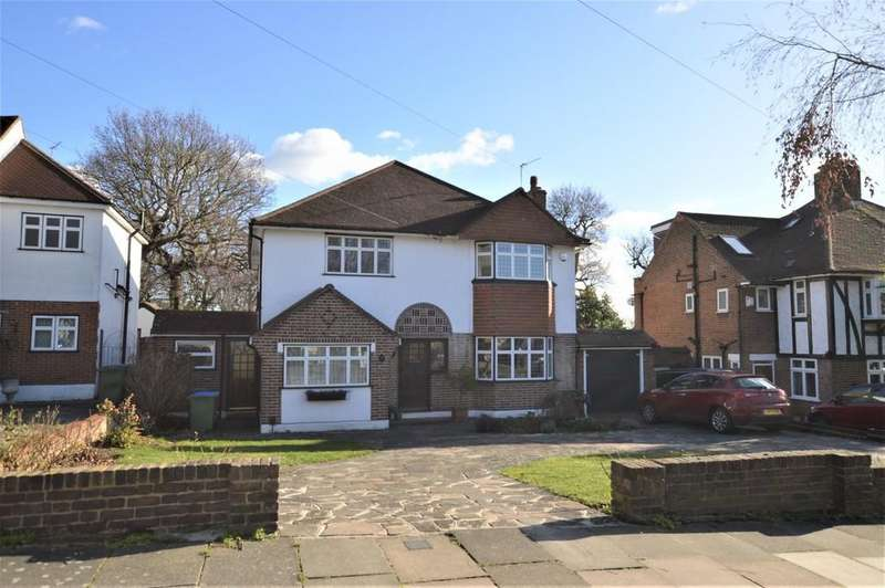 4 Bedrooms Detached House for sale in Crown Woods Way, Eltham Heights