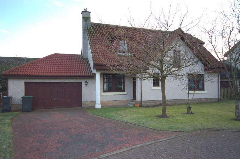 4 Bedrooms Detached House for sale in 28 The Smithy, WEST LINTON, EH46 7EZ
