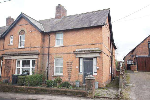 3 Bedrooms End Of Terrace House for sale in The Cross, Shillingstone, Blandford Forum