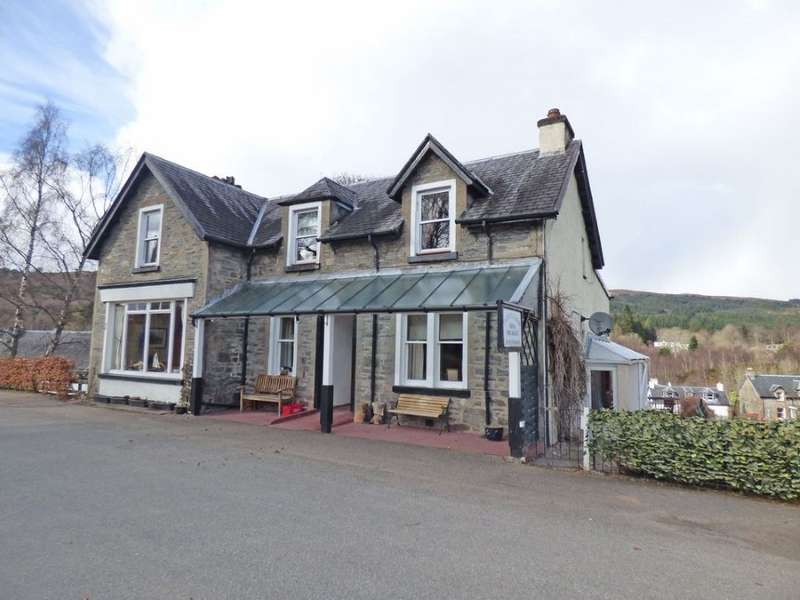 5 Bedrooms Guest House Commercial for sale in Caledonian House, Station Road, Fort Augustus