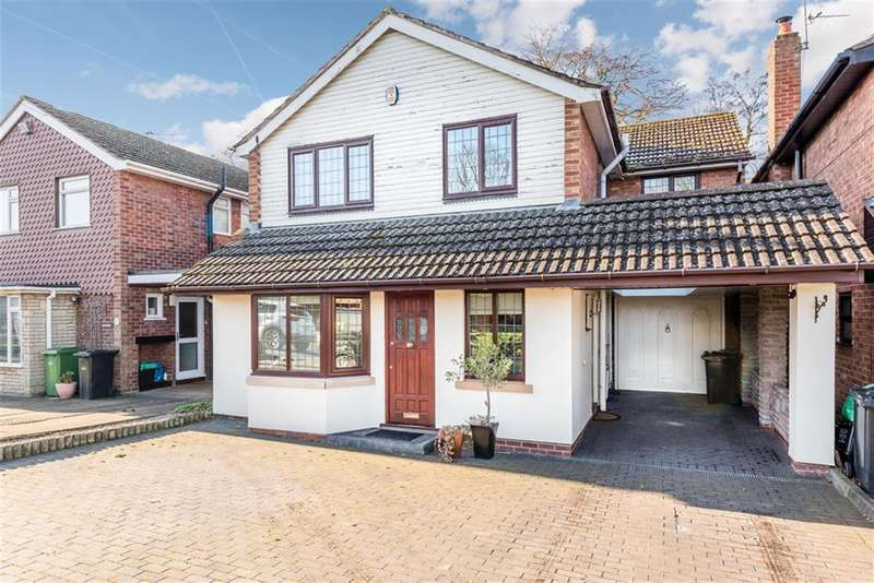 4 Bedrooms Detached House for sale in Buckingham Grove, Kingswinford, DY6 9EA