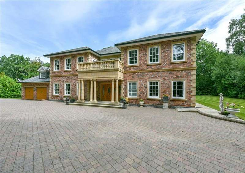 6 Bedrooms Detached House for sale in Streetly Wood, Sutton Coldfield, West Midlands, B74