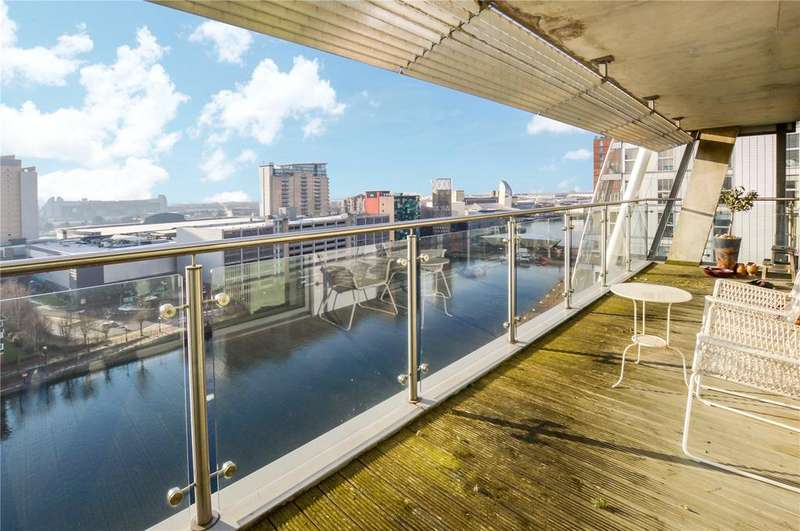 2 Bedrooms Apartment Flat for sale in NV Building, 100 The Quays, Salford Quays, Greater Manchester, M50