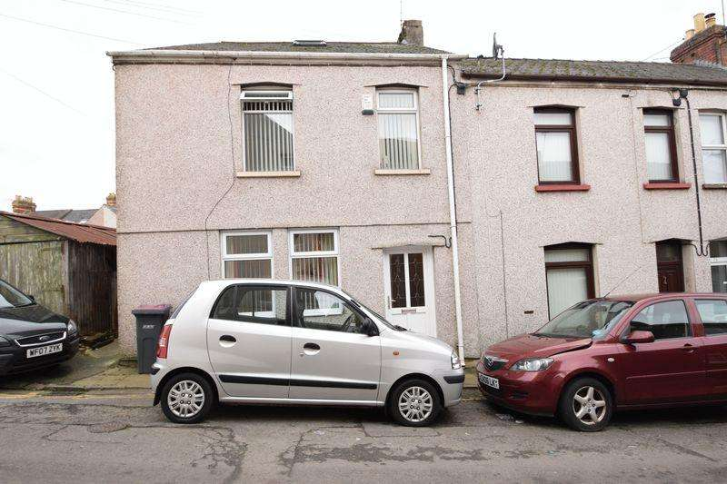 3 Bedrooms End Of Terrace House for sale in Ventnor Road, Old Cwmbran