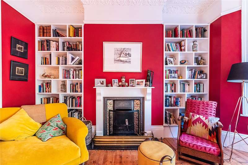 4 Bedrooms Terraced House for sale in Brixton Hill, London, SW2