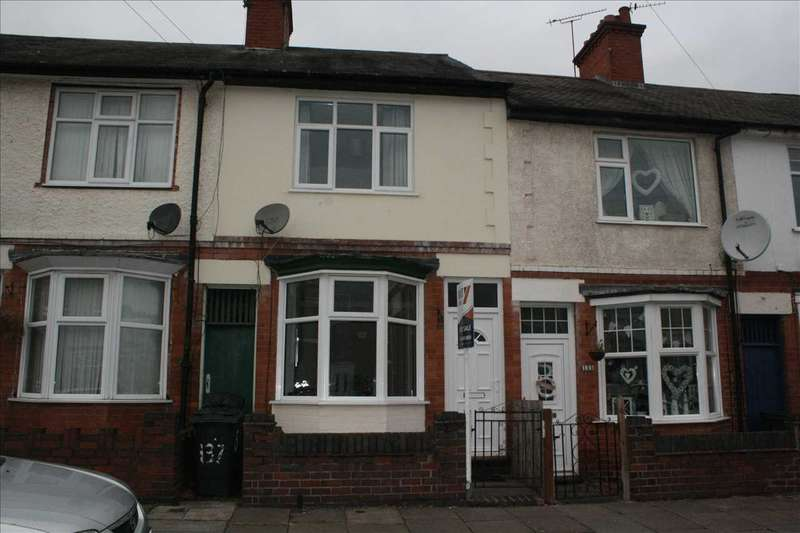 2 Bedrooms Terraced House for sale in Vernon Road, Leicester
