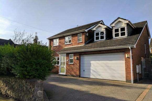 4 Bedrooms Property for sale in Salem Road, Burbage, Hinckley