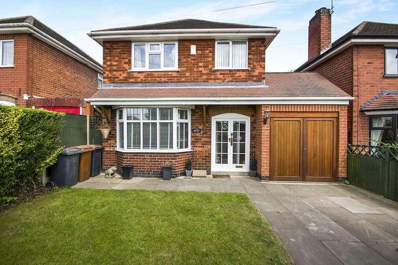 3 Bedrooms Detached House for sale in Quarry Hill Road, Ilkeston, DE7