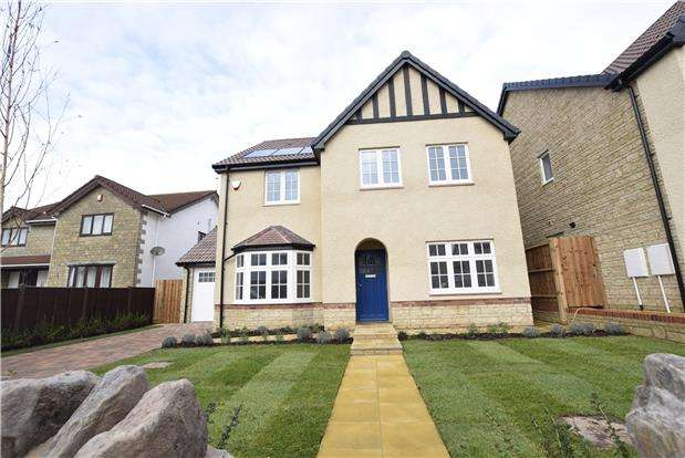 4 Bedrooms Detached House for sale in Plot 14, The Chestnuts, WINSCOMBE, Somerset, BS25 1LD