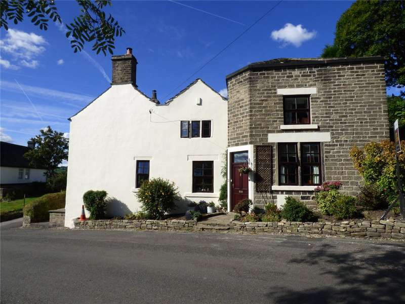 4 Bedrooms Semi Detached House for sale in Old Road, Tintwistle, Glossop, SK13