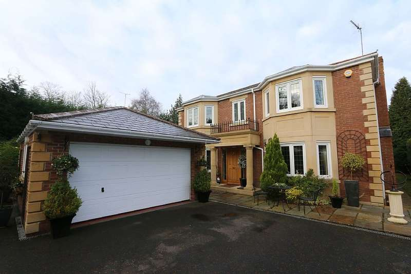 6 Bedrooms Detached House for sale in Runnymede Road, Ponteland, Newcastle upon Tyne, Northumberland, NE20 9HN