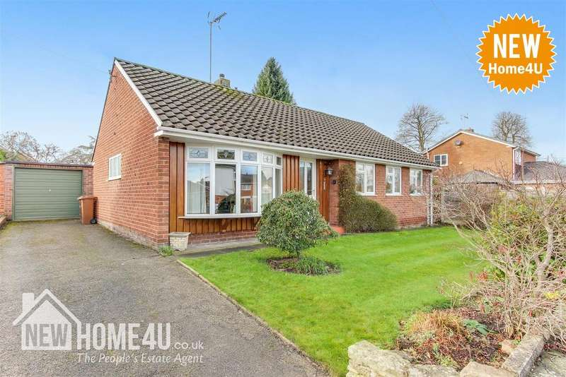 3 Bedrooms Detached Bungalow for sale in The Park, Mold